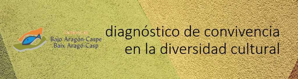 Diagnóstico de la convivencia en la diversidad cultural en la comarca del Bajo Aragón-Caspe / Baix Aragó-Casp